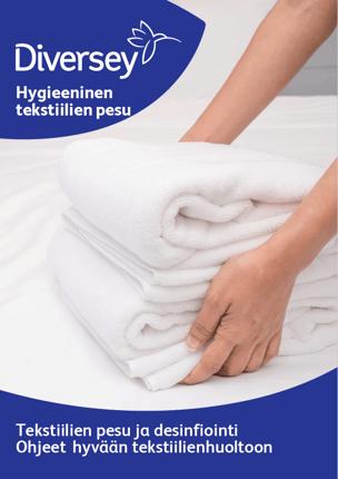 4. Hygieeninen tekstiilien pesu