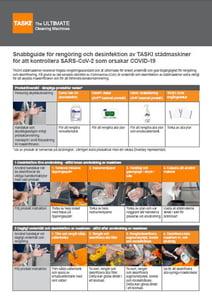 TASKI_stadmaskin_Covid19_rengoring_och_desinfektion_skotselinstruktioner