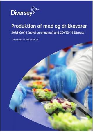 Produktion af mad og drikkevarer